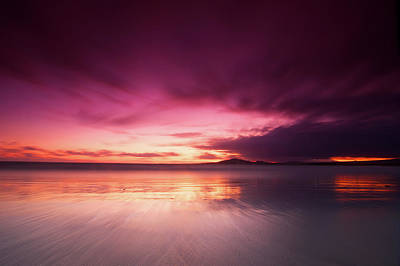 Galapagos Photograph - Galapagos View At Sunset by Andre Distel Photography