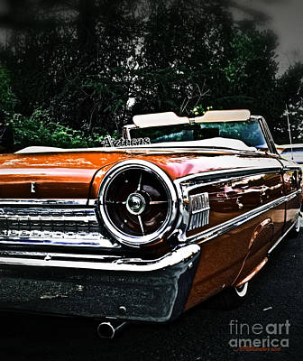 Photograph - Galaxie by Nancy Chambers
