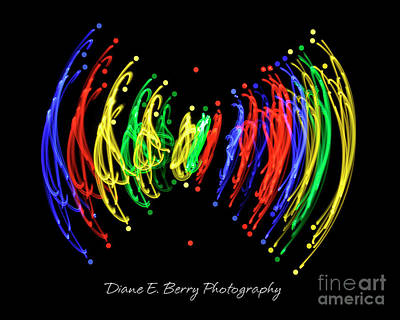 Photograph - Galaxy by Diane E Berry