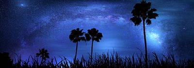 Photograph - Galaxy Dream by Mark Andrew Thomas