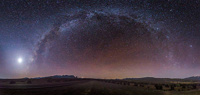 Big Bend National Park Photograph - Galaxy Dreams by Britten Adams