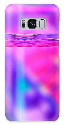 Digital Art - Galaxy Phone Case by Gayle Price Thomas