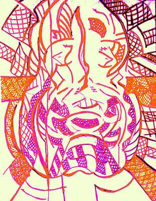 Galemuta-am Art Print