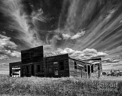 Photograph - Galilee Saskatchewan 2 by Bob Christopher
