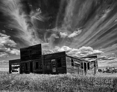 Photograph - Galilee Saskatchewan 2 by Bob Christopher