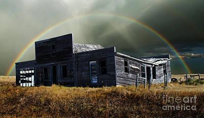 Photograph - Galilee Saskatchewan 5 by Bob Christopher