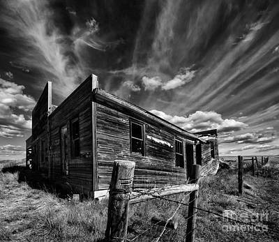 Photograph - Galilee Saskatchewan by Bob Christopher