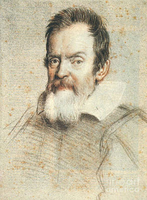 Photograph - Galileo Galilei by Granger