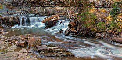 Photograph - Gallatin River Montana by Loree Johnson