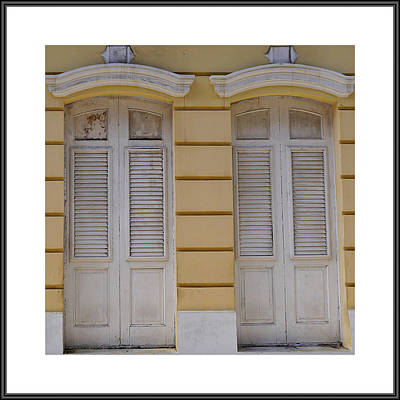 Photograph - Gallery Image - Doors by Richard Reeve