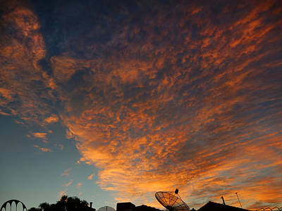 Photograph - Gallery Sunrise 3 by Mark Blauhoefer