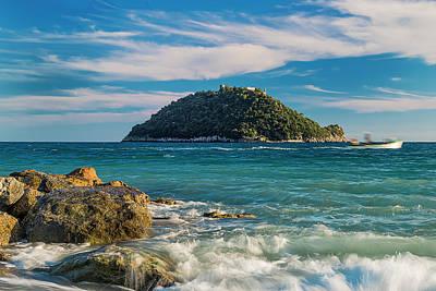 Photograph - Gallinara Island - Isola Della Gallinara by Enrico Pelos