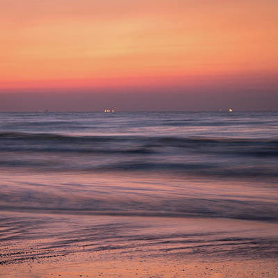 Photograph - Galveston Morning by James Woody