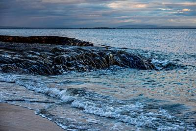 Photograph - Galway Bay At Sunset by Marilyn Burton