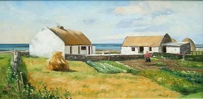 Galway Coast. Original