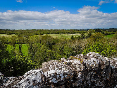 Photograph - Galway Countryside From Yeats Tower by James Truett