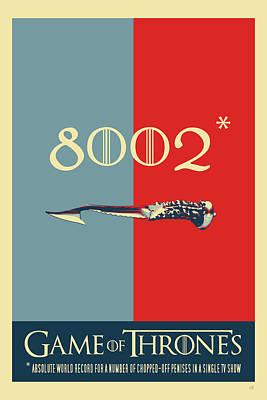 Game Of Thrones - 8002  Original