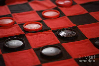 Photograph - Games by Linda Shafer