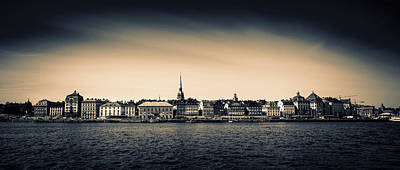 Photograph - Gamla Stan by James Billings