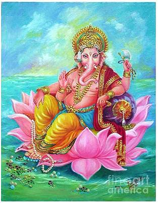 Ganapati Original by Kalpana Talpade Ranadive