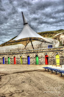 Photograph - Gandalfs Hat At Barry Island by Steve Purnell