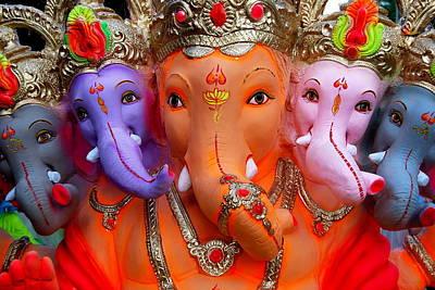 Ganesha Original by Apurva Madia