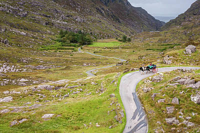 Photograph - Gap Of Dunloe Ireland by Pierre Leclerc Photography
