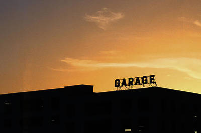 Photograph - Garage by Kelly E Schultz