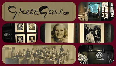Photograph - Garbo In Stockholm by Jacqueline M Lewis