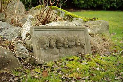 Garden Babies II Art Print