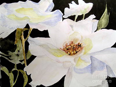 Painting - Garden Beauty by Carol Grimes