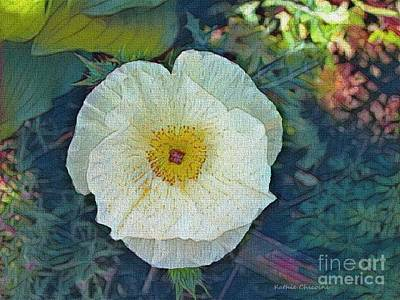 Photograph - Garden Beauty by Kathie Chicoine