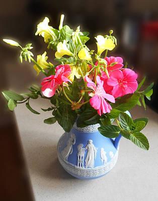 Photograph - Garden Bouquet by Irina Sztukowski