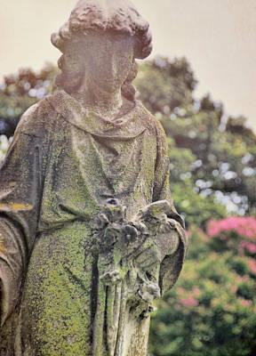 Photograph - Garden Cemetery by JAMART Photography
