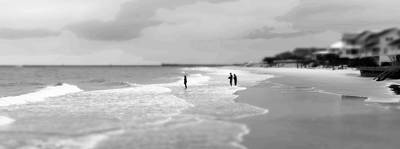 Inlet Photograph - Garden City Beach I by Ivo Kerssemakers