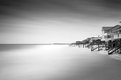 Garden City Ocean Front Living II Art Print by Ivo Kerssemakers