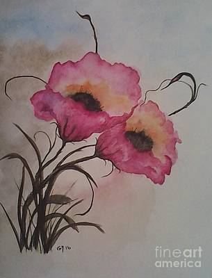 Painting - Garden Delight by Ginny Youngblood