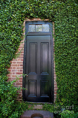 Photograph - Garden Door by Dale Powell