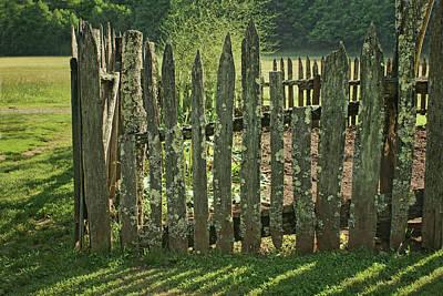 Photograph - Garden - Fence by Nikolyn McDonald