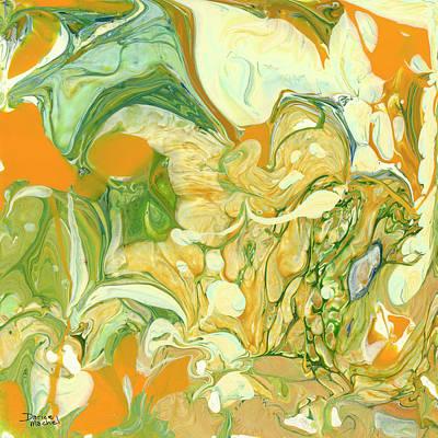 Painting - Garden Flowers by Darice Machel McGuire