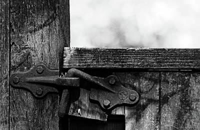 Photograph - Garden Gate by Debbie Oppermann