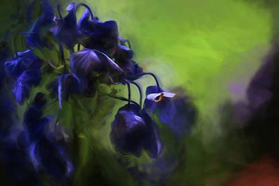 Painting - Garden Gift by Bonnie Bruno