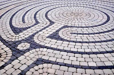 Garden Labyrinth Original