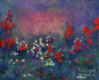Painting - Garden Of Immortality by Dagmar Helbig