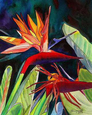 Garden Of Paradise Art Print