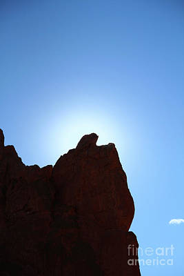 Photograph - Garden Of The Gods 2 by Ania M Milo