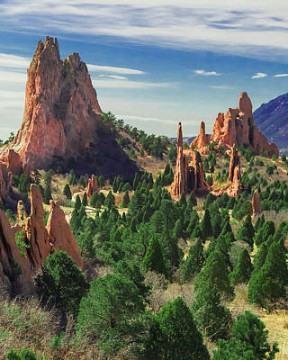 All You Need Is Love - Garden of the Gods by Joe Kopp