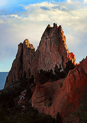 Photograph - Garden Of The Gods by John Cardamone