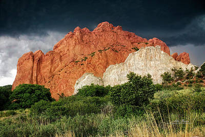 Photograph - Garden Of The Gods by Mike Braun