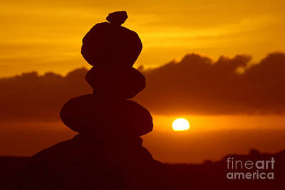 Of Gods Sunshine Photograph - Garden Of The Gods by Ron Dahlquist - Printscapes